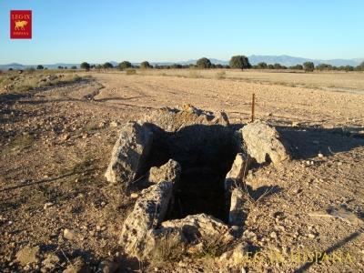 SEPULCRO 116 - RUTA LLANOS DE OLIVARES