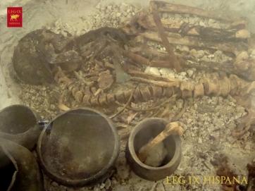 LA MOMIA DE GALERA - MUSEO DE GALERA