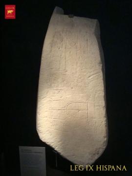 ESTELA DE ATEGUA - MUSEO ARQ CORDOBA