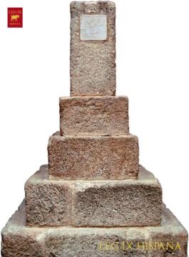 02 - MONUMENTO DEL LEGIONARIO ZOSIMO - MUSEO NACIONAL DE ARTE ROMANO MERIDA