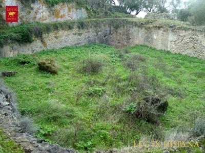 CISTERNA DE CAPTACION DEL CASTELLUM AQUAE