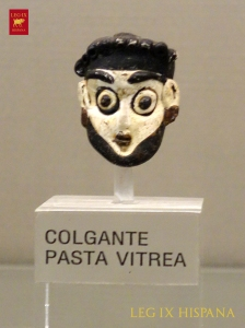 COLGANTE DE PASTA VITREA