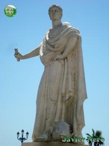 MONUMENTO A LUCIO CORNELIO BALBO